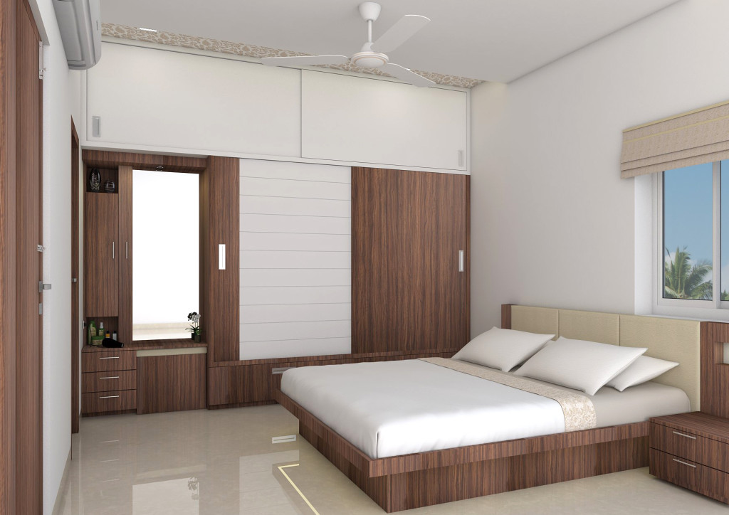 6-Master bed room