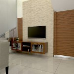Forth floor tv unit ceiling
