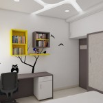 children bedroom study unit